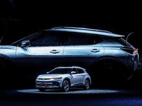 GM Launches Electric Sedan in China