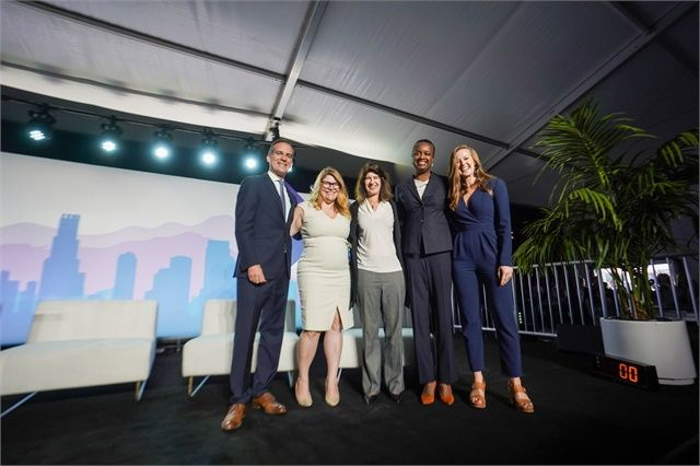 UML is the latest initiative led by Mayor Garcetti to ensure a sustainable, equitable, and accessible future for transportation in Los Angeles. - Photo courtesy of Mayor Garcetti's Office.