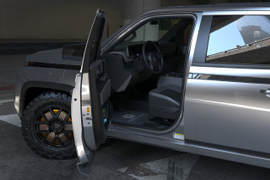 Lordstown Releases Endurance EV Pickup Interior Rendering