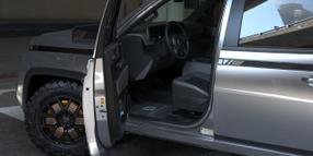 Lordstown Releases Endurance EV Pickup Interior Rendering