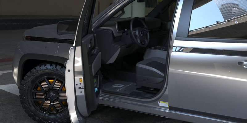 Revealed at theLordstownAssembly Plant in Warren, Ohio on June 25, the all-wheel drive...
