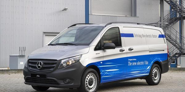 New electric powertrain options for commercial vans will be unveiled to the public at the...