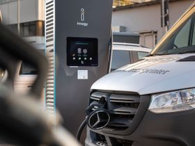 Mercedes-Benz Debuts eSprinter in Germany