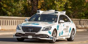 Bosch, Mercedes Launch Driverless Ride-Hailing Service