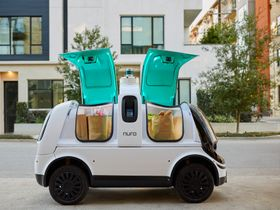 USDOT Grants first Autonomous Vehicle Exemption to Delivery Startup
