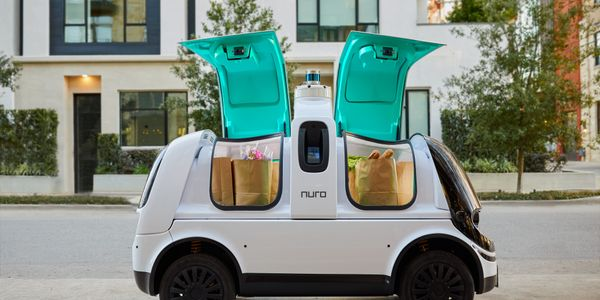 The custom-designed R2 will be used for last-mile delivery of consumer products, groceries, and...