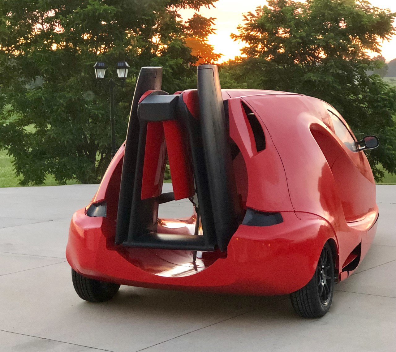 New Hampshire Paves Way for Flying Cars