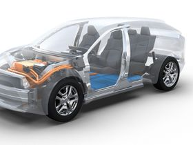 Toyota, Subaru to Develop Battery-Electric Platform