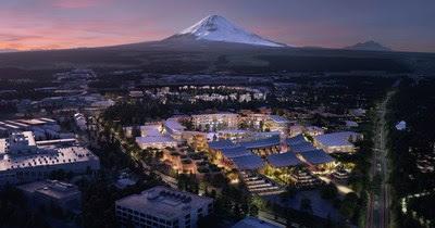 Toyota Plans to Build Prototype 'City of the Future'