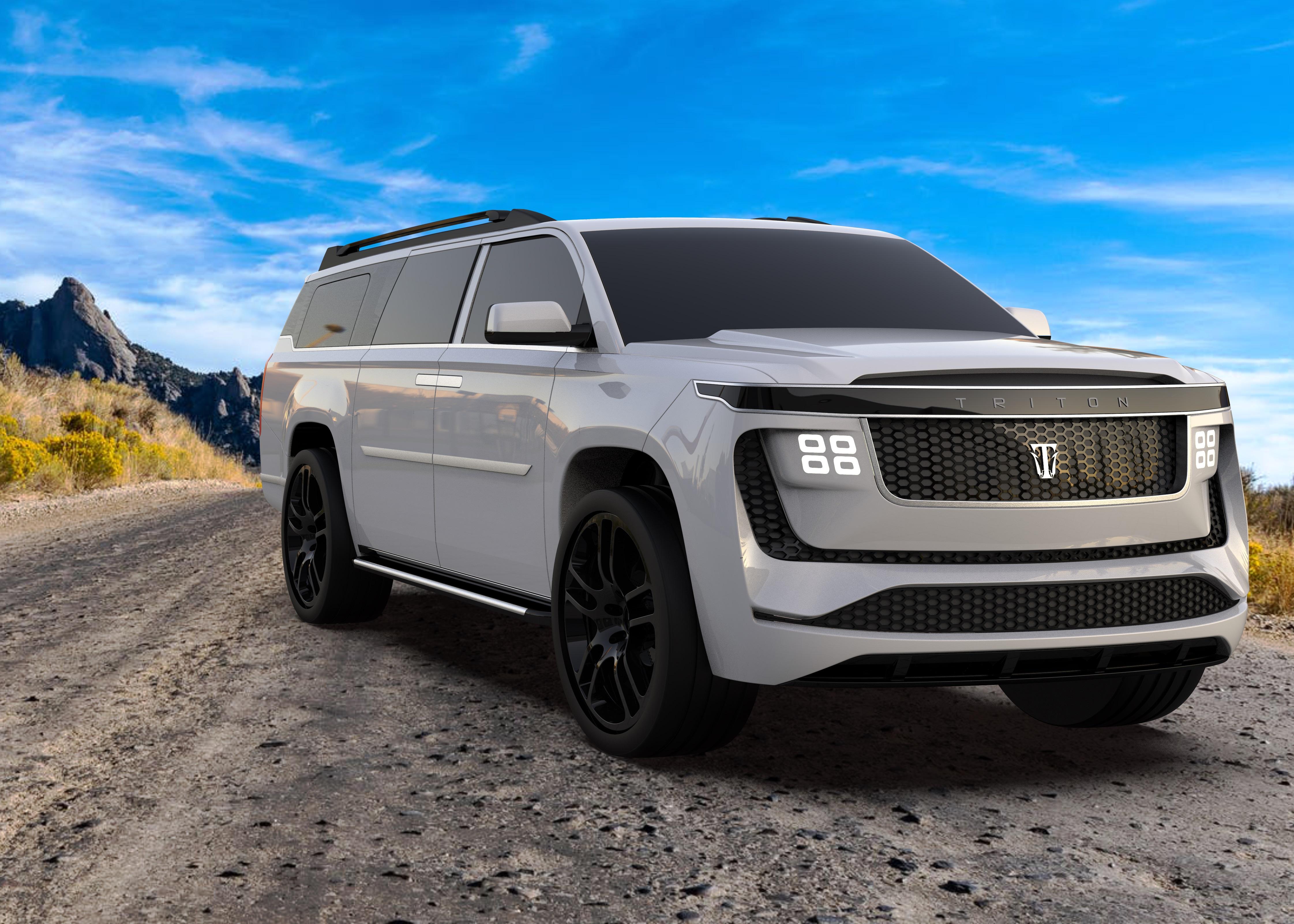 Triton SUV Launches, EV with 700-Mile Range