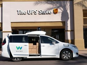 Waymo, UPS Pilot Self-Driving Deliveries in Phoenix
