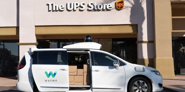 In the Arizona pilot, the vehicle will drive autonomously with a Waymo-trained driver on board...