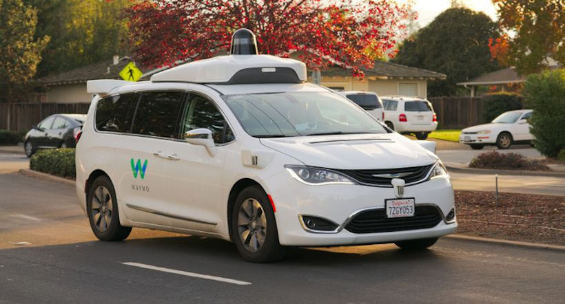 To further the exploration process, Groupe Renault and Nissan will create joint venture Alliance-focused companies in France and Japan dedicated to driverless mobility services. - Photo via Waymo.