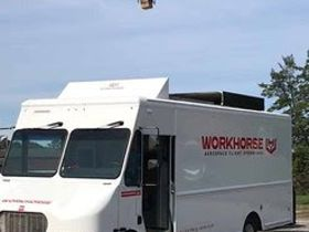 Workhorse Files Patents for HorseFly Drone