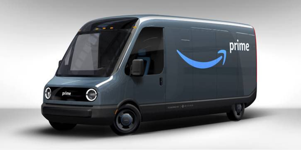 The new van will be exclusive to the Amazon partnership.