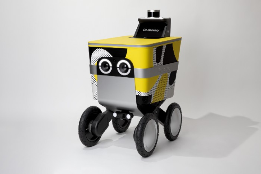 San Francisco Grants Postmates Delivery Robot Permission to Test on Sidewalks