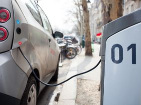 Amply Power Secures $13.2 Million for Electric Charging Infrastructure for Commercial Fleets