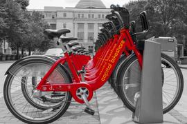 Lyft Adds D.C. Bikeshare to App