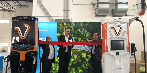 Tritium Opens R&D Facility in Los Angeles