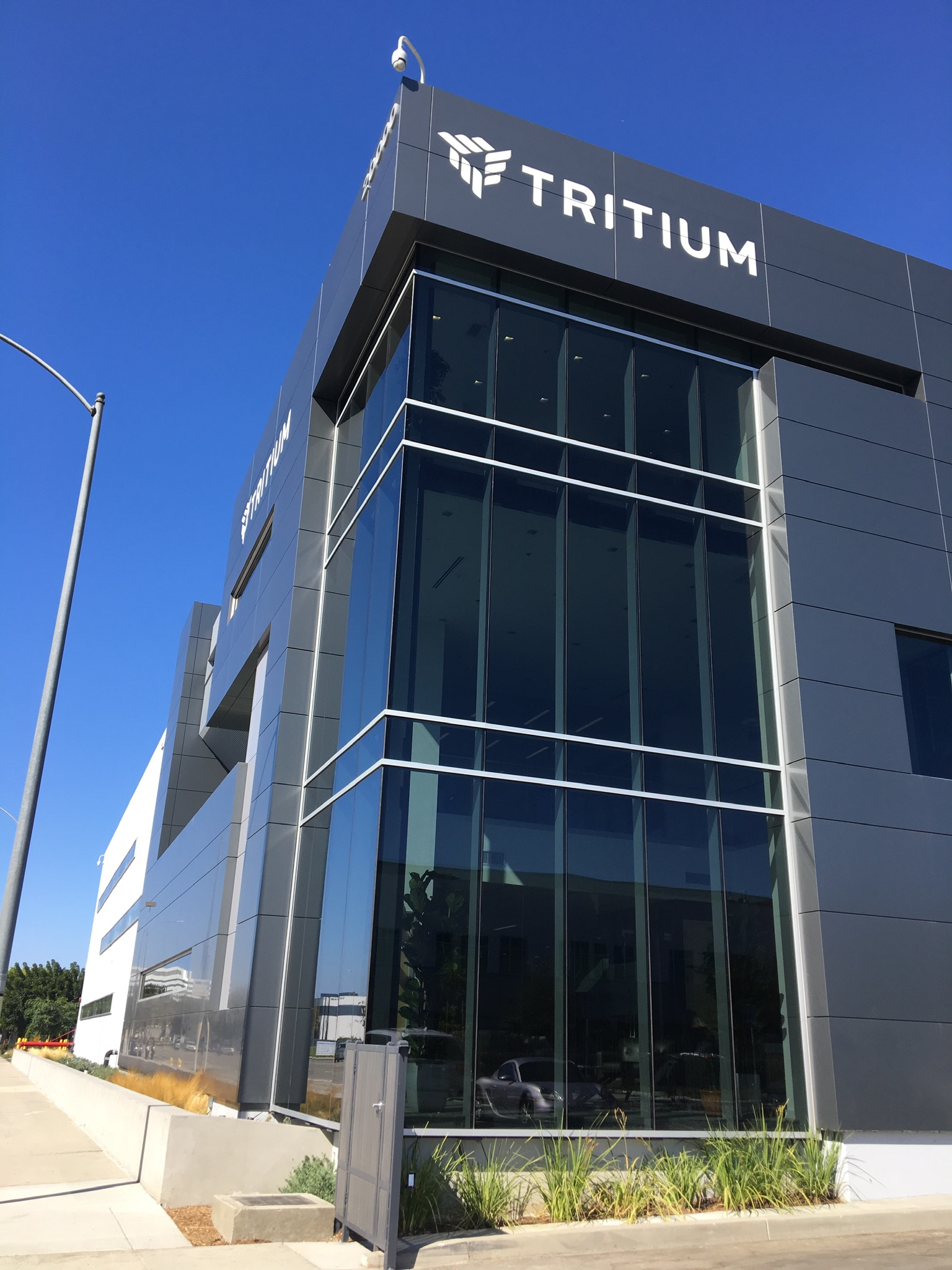 Exterior of Tritium location in Los Angeles.  - Photo by Chris Brown.