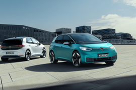 VW Debuts All-Electric ID3 for European Market