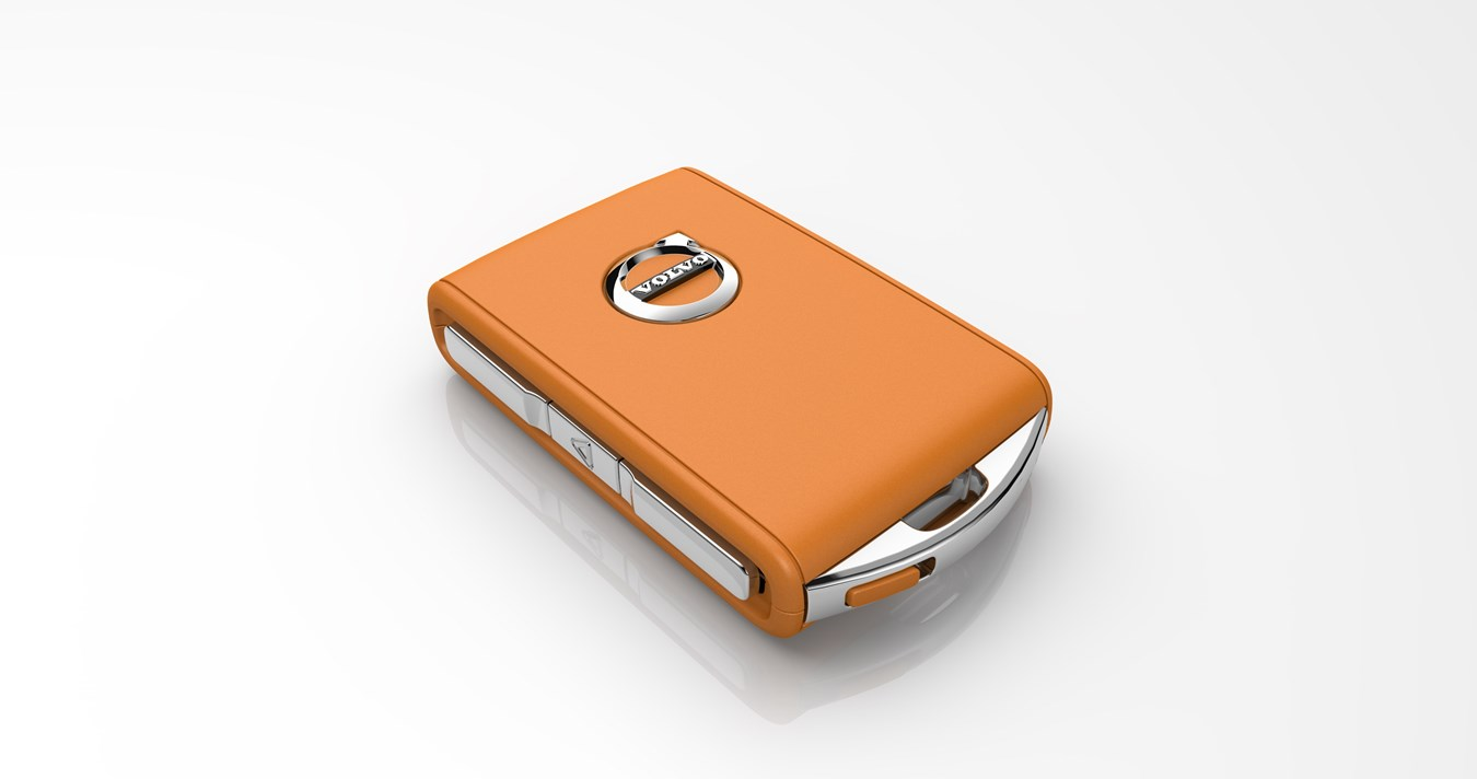 Volvo Introduces Care Key for Carsharing