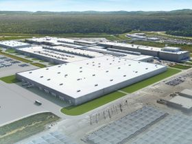 Volkswagen Breaks Ground on Tenn. EV Production Site