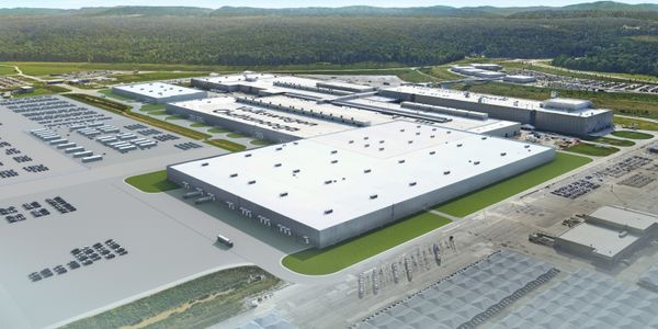 The Chattanooga, Tenn., site, where production begins in 2022, will be Volkswagen's North...