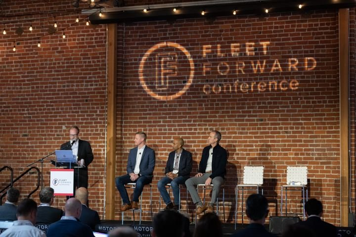 The Fleet Forward Conference is designed to educate fleet operators regarding all types of mobility solutions with the goal to create more efficient fleets, while providing the fleet industry thought leadership on the road to the future.  - Photo by Tabrizi Productions.