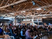 Fleet Forward Conference took place at The Forager, a creative event space in downtown San...