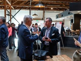 The conference provided many opportunities to form new relationships with other vendors and...