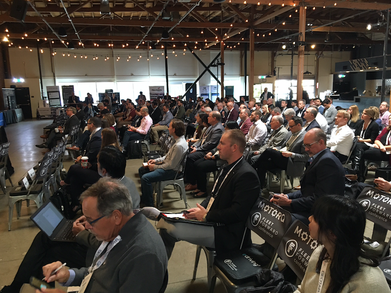 The conference's educational agenda covers topics surrounding connected vehicle data,...