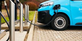 UK Businesses To Increase EV Spending By 50%