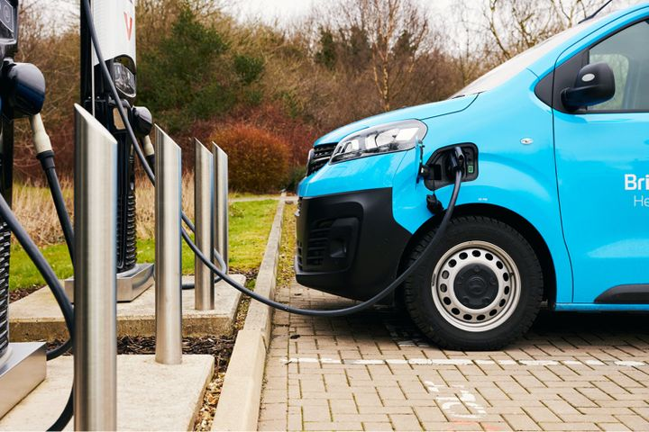 UK businesses are planning a 50% increase in EV spending, both on vehicles and infrastructure. - Photo Centrica