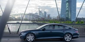 Luxury Genesis Brand Launches in UK as Part of European Rollout