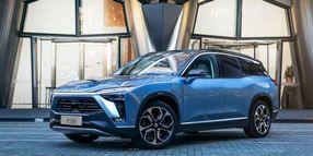 Chinese EV Maker NIO Enters European Market