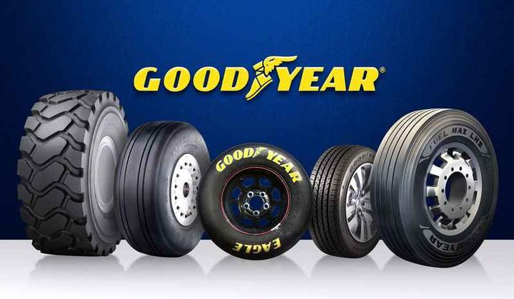 The new Goodyear SightLine tires use sensors that communicate with cloud-based algorithms. - Photo: Goodyear