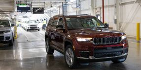 2021 Jeep Grand Cherokee L Now Shipping to Dealers