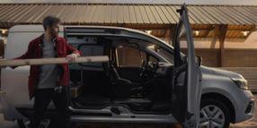Renault Presents New Kangoo Van Campaign