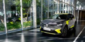 Renault Group Debuts Mégane E-Tech Electric