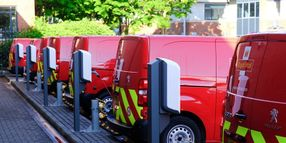 Royal Mail Adds 3,000 Electric Vehicles To Its Fleet