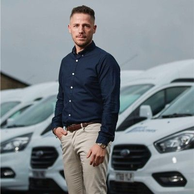 Shaun Atton, head of fleet and facilities at Autowindscreens -