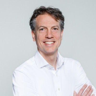 Christoph Ludewig, VP OEM Europe for Geotab - Credit: Geotab