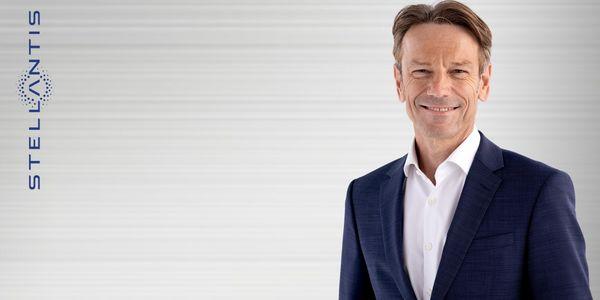 Uwe Hochgeschurtz - joining the top executive team of Stellantis as new Opel CEO.