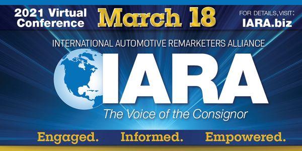 IARA Canada Announces 2021 Industry Award Winners