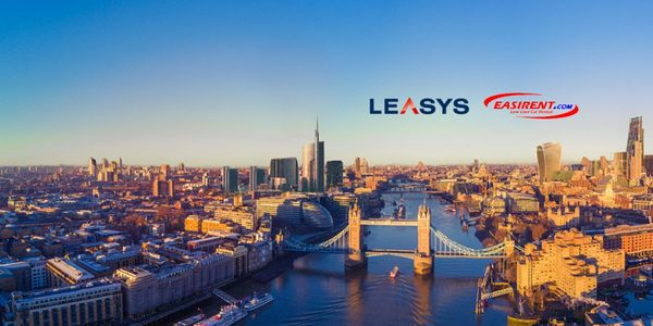 Leasys has acquired 100% of the share capital of ER Capital Ltd, which trades as Easirent