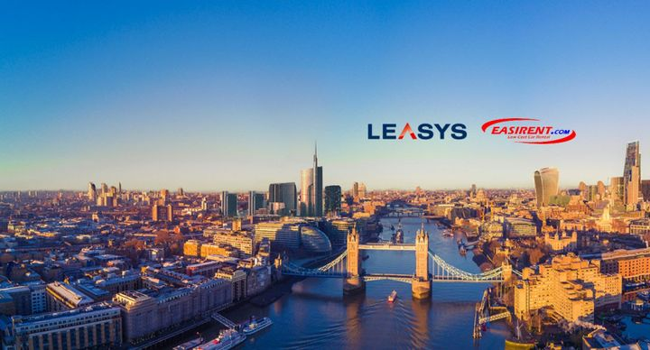 Leasys has acquired 100% of the share capital of ER Capital Ltd, which trades as Easirent - Credit: Leasys