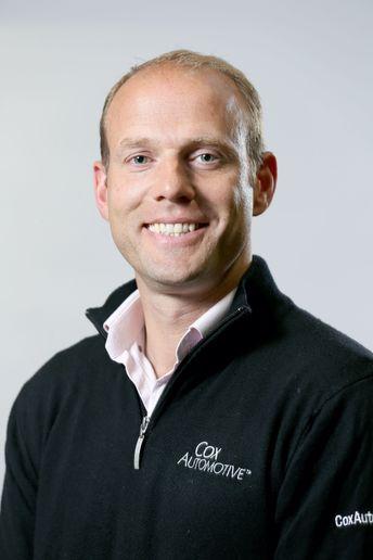 Martin Forbes, International President forCox Automotive - Credit: Cox Automotive