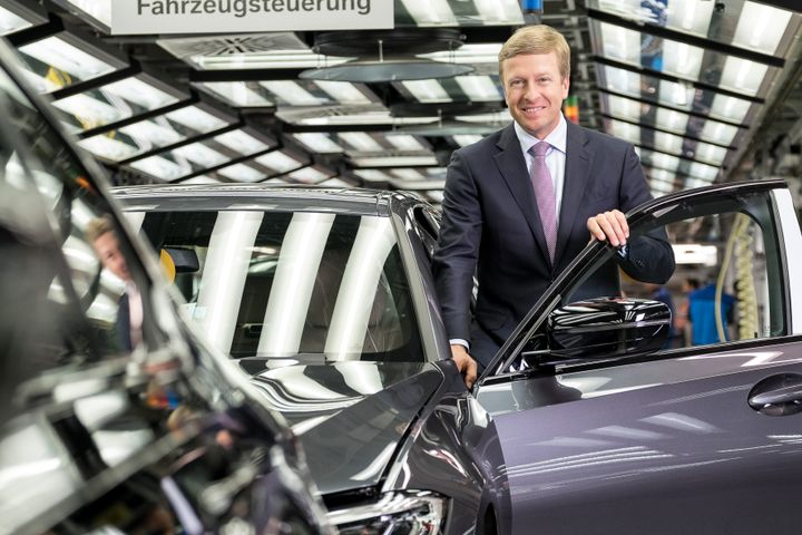 """Oliver Zipse, ACEA President and CEO BMW: """"Focus on innovation rather than mandating a specific technology"""". - Credit: BMW"""