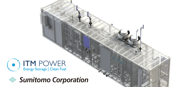 Sumitomo & Tokyo Gas Partner in Hydrogen Power Research